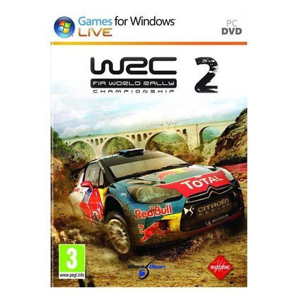 Gra PC WRC 2 (klucz do pobrania)