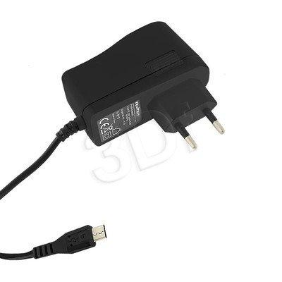 QOLTEC ŁADOWARKA DO TABLETU/SMARTFONA 5V 2.1A MICRO USB 1.4M