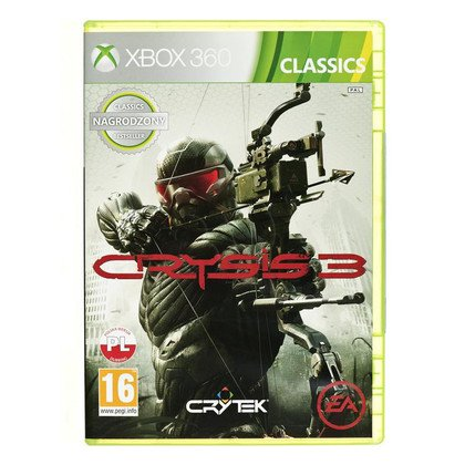 Gra XBOX 360 Crysis 3 Classics Hits 2