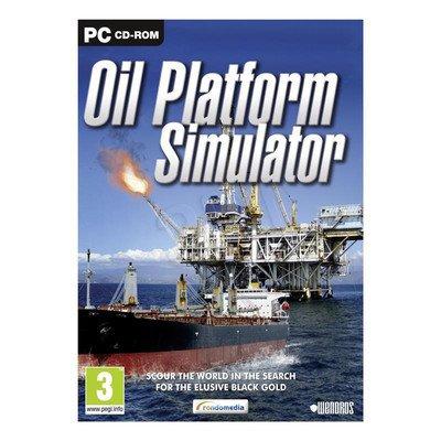 Gra PC Oil Platform Simulator 2011 (klucz do pobrania)