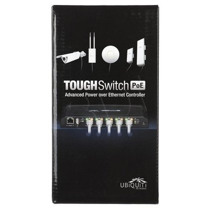Ubiquiti TOUGHSwitch PoE 5-Port
