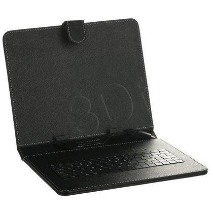 """ETUI Z KLAWIATURĄ micro USB NA TABLET 9,7"""" AB-99"""