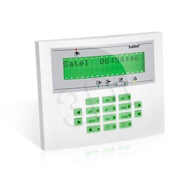 SATEL INT-KLCD-GR Manipulator LCD (zielone podświetlenie)