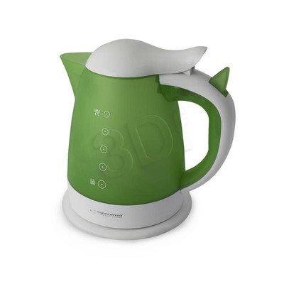 Czajnik elektryczny Esperanza Guaira EKK005G (1,7l 2200W zielony)