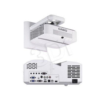 CASIO PROJEKTOR ULTRAKRÓTKOOGNISKOWY XJ-UT310WN LASER&LED; DLP; WXGA; 3100 ANSI; 1800:1; USB; WIFI; HDMI