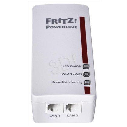 AVM Fritz 540E Powerline 500Mb/s 1szt. 2x100Mb/s