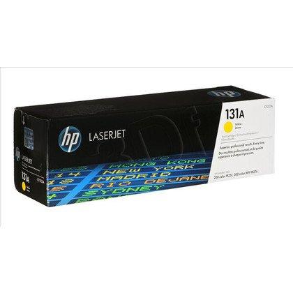 HP Toner Żółty HP131A=CF212A, 1800 str.