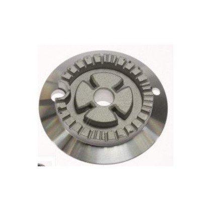 Kołpak (podstawa) palnika średniego Whirlpool (481236078147)