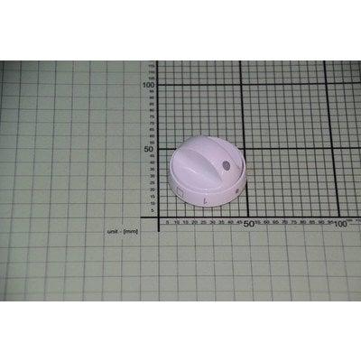 Pokrętło funkcje + temperatura piekarnika - numeryczne białe G452.00/09.8372.00 (9042698)