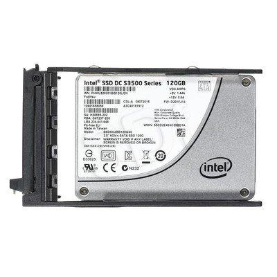 "FUJITSU DYSK SSD SATA 6G 120GB ReadIntensive 2.5"" H-P for RX1330 M1 RX2530 M1 RX2540 M1 RX2560 M1"