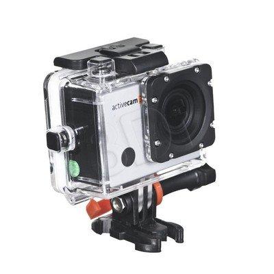 Kamera sportowa Overmax Activecam 3.3 Full HD Wi-Fi Srebrny