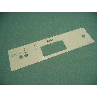 Maskownica panelu sterowania 1009784