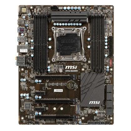 MSI Płyta główna X99A RAIDER LGA 2011-3 ATX
