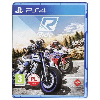 Gra PS4 Ride
