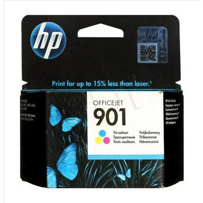 HP Tusz Kolor HP901=CC656AE, 360 str., 9 ml