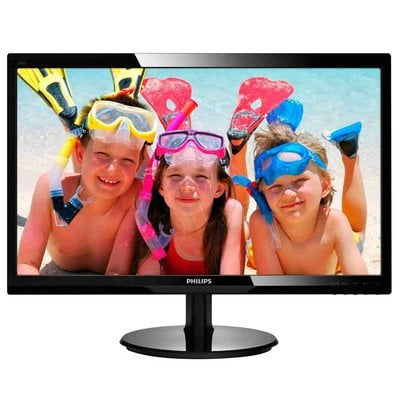 "MONITOR PHILIPS LED 24"" 246V5LSB/00"