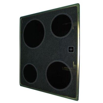 Płyta ceramiczna z ramą nierdz. PG4VN000 (9000690)