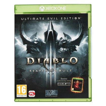 Gra Xbox ONE Diablo 3 Ultimate Evil Edition