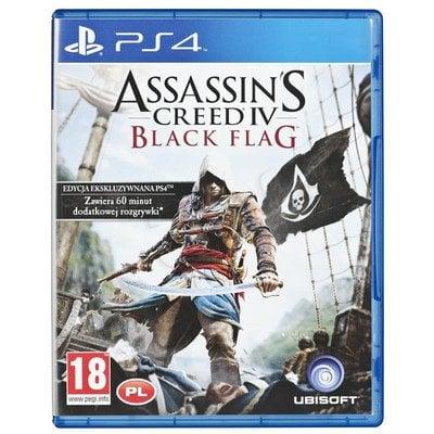 Gra PS4 Assassins Creed 4 Black Flag