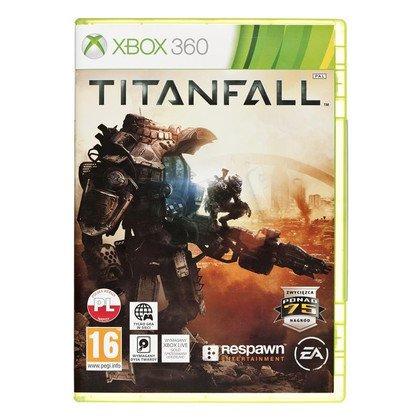 Gra Xbox 360 TITANFALL