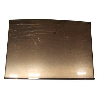 Drzwi zamrażarki srebrne (1033207)
