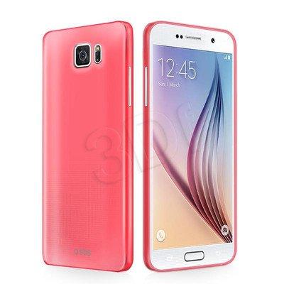 SBS Futerał FLUO Extraslim do Galaxy S6 różowy