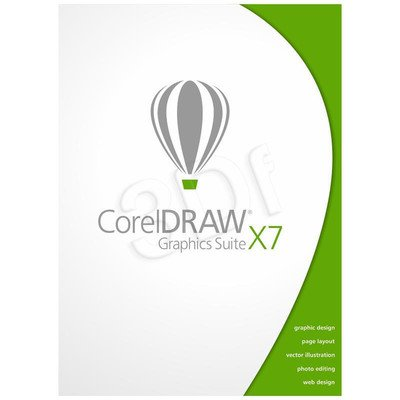 CorelDRAW Graphics Suite X7 Classroom License 15+1