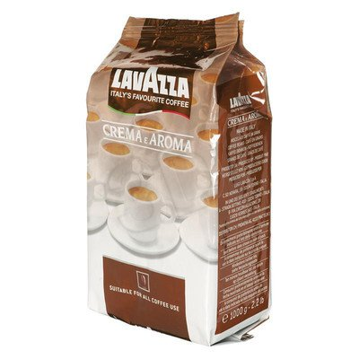 Lavazza Kawa ziarnista Crema e Aroma