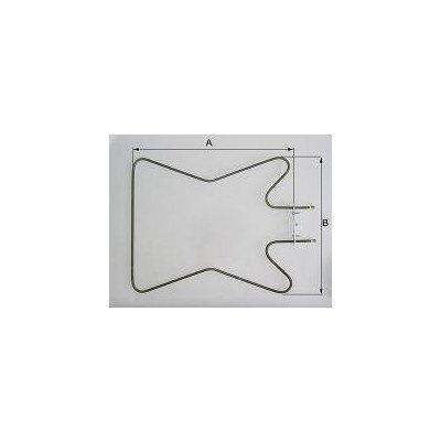 Grzałka - kuchnia Wrozamet 230V,700W (01.671)