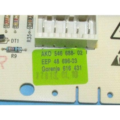 Moduł elektroniczny skonfigurowany do pralki (616431)
