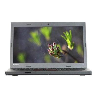 """LENOVO ThinkPad L450 i5-5200U 4GB 14"""" FHD 500+8GB HD5500 Win7P W10P Czarny 20DT001UPB 1Y"""