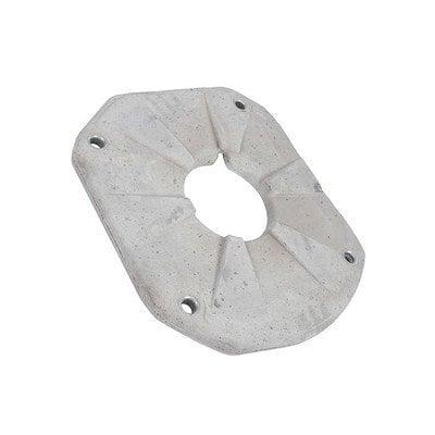 Lewa przeciwwaga do pralki 12,8 kg (4071356358)
