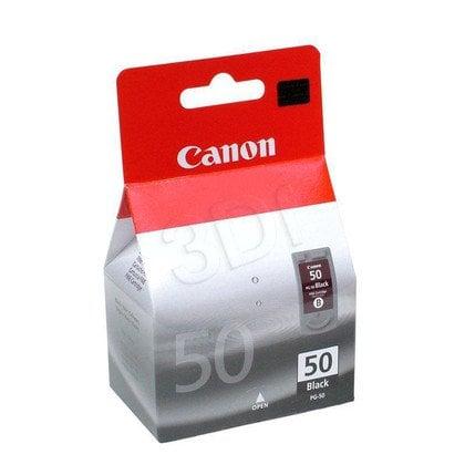 CANON Tusz Czarny PG-50=PG50=0616B001, 545 str., 22 ml