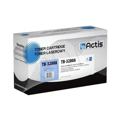 Actis TB-3280A toner Black do drukarki Brother (zamiennik Brother TN-3280) Supreme