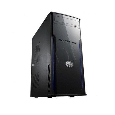 COOLER MASTER OBUDOWA ELITE 241 MINI TOWER ATX, M-ATX, USB 3.0, CZYTNIK SD, CZARNA