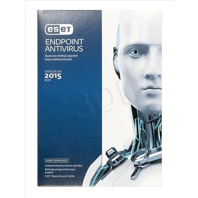 ESET Endpoint Antivirus - 10 STAN/12M UPG