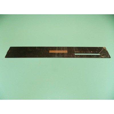 Maskownica panelu sterowania (1021414)