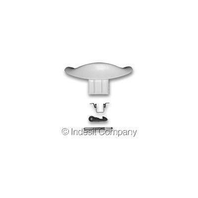Uchwyt drzwiczek wraz z haczykiem, sprężyną i bolcem (C00116580)