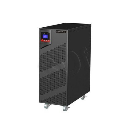 POWER WALKER UPS ON-LINE 3-FAZOWY 10 KVA 2X IEC, TERMINAL OUT, USB/RS-232, EPO, LCD, TOWER