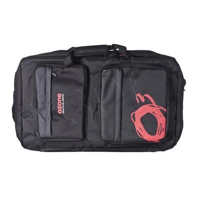 "TORBA OZONE LAPTOP BACKPACK 17"" LANPACK CZARNA"
