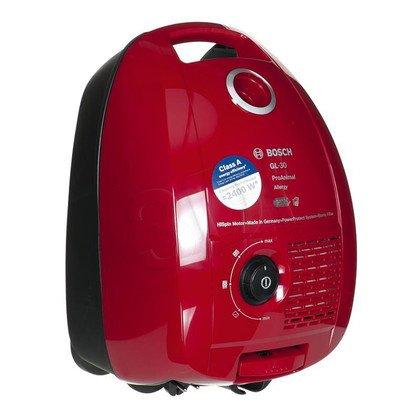 Odkurzacz Bosch BGL 3A234 (z workiem 600W czerwony)