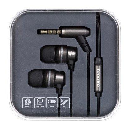 Słuchawki douszne z mikrofonem LENOVO P190 (Szary)