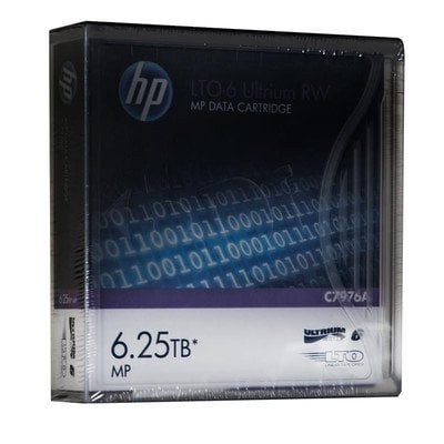 TAŚMA HP DO STREAMERA LTO-6 2,5/6,25 TB