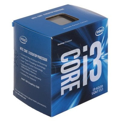 Procesor Intel Core i3 6320 3900MHz 1151 Box