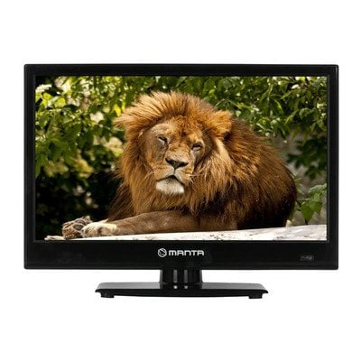"TV 15"" LCD LED Manta LED1502 (Tuner Cyfrowy 50Hz USB)"