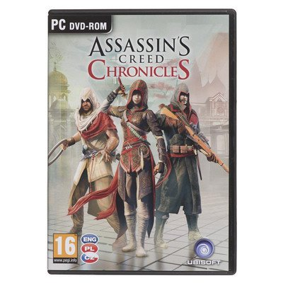 "Gra PC Assassin""s Creed Chronicles"