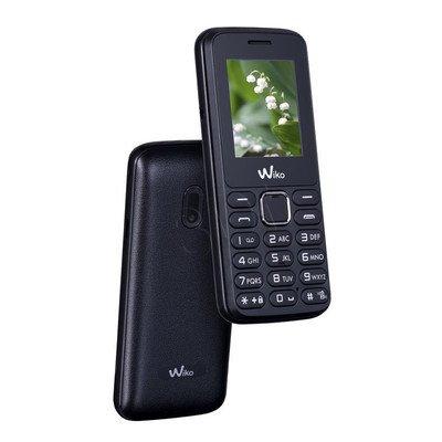 """Telefon WIKO Lubi 4 1,77"""" czarny"""