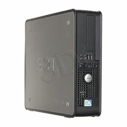 DELL DELL 780 Desktop E8400 4GB 160GB Intel GMA X4500 Intel GMA X4500 W7P 3 miesiące