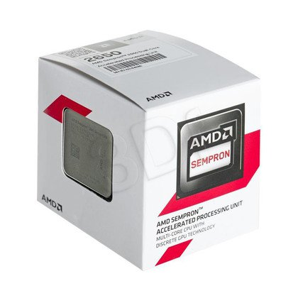 Procesor AMD Sempron 2650 1450MHz AM1 Box
