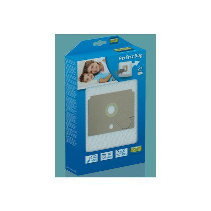 Worki Rowenta Compact/Dymbo Integral/Dymbo Plus/Dymbo RS .../RC 007el/Revo/Za 04/ZR 74/ZR 745 - 4 szt. + filtr (RMB01K)